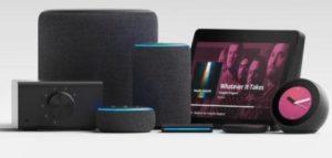 Amazon Echo Devices