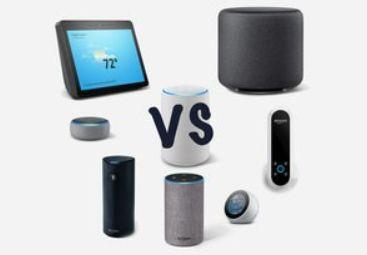3rd Generation Echo Devices or Alexa Devices image