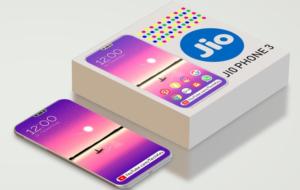 reliance JioPhone 3