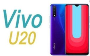 Vivo U20 Price and Specification