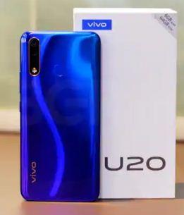 Vivo U20 Price and Specification