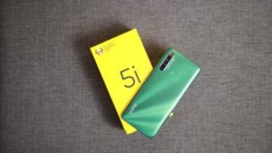 Realme 5i- Specification and Price in India