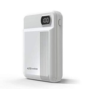 PORTRONICS 10000MAH BATTERY POWER BANK Just of Rupees 699