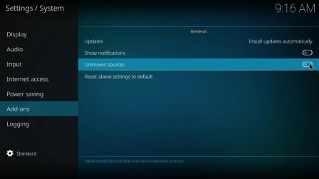 how do you install ares wizard on kodi