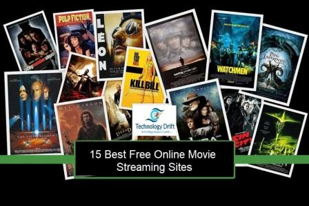 15 Best Free Online Movie Streaming Sites