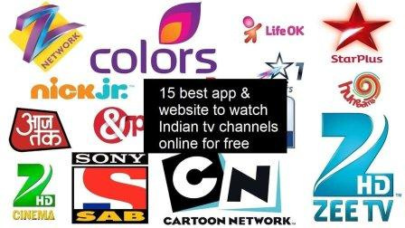 15 best app & website to watch Indian tv channels online for free