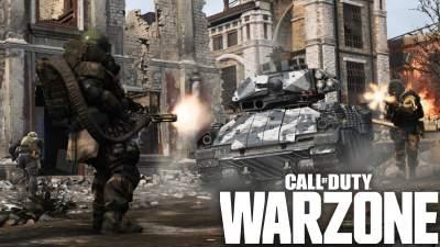 Hacking Into COD: Warzone
