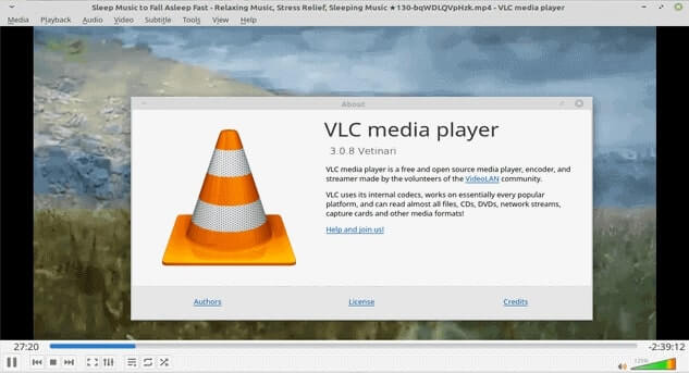Download YouTube videos- VLC Player